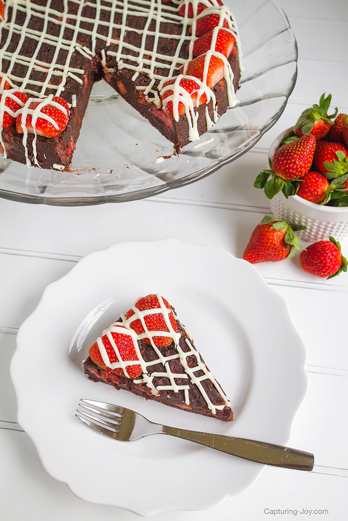 Perfect Valentines Dessert Recipe Strawberry and Chocolate