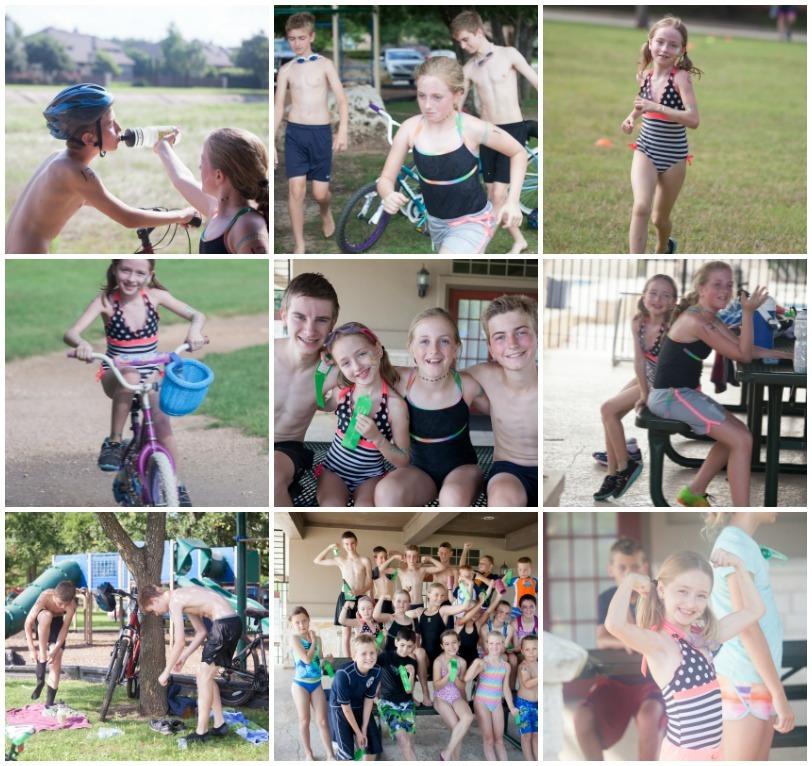 Summer Triathlon