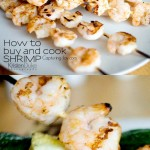 How to buy and cook Shrimp on Capturing-Joy.com