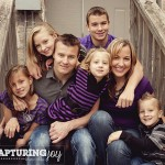 Family Portraits @ Capturing Joy with Kristen Duke