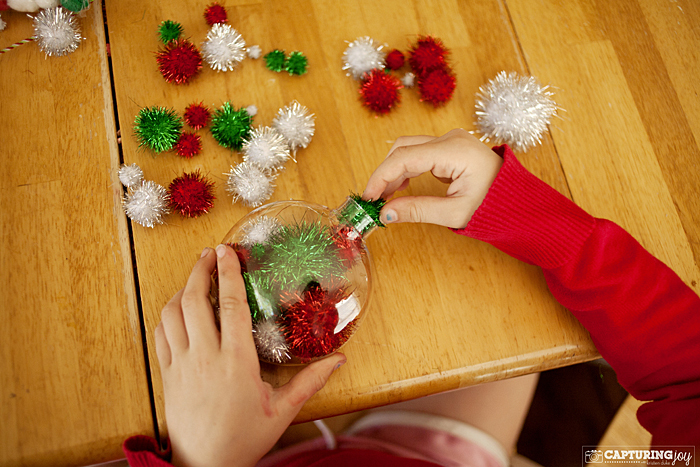 Christmas Ornaments Crafts For Kids