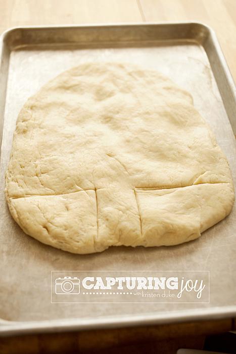 HAPPY Holidays - Christmas Tree Bread Recipe! -- Tatertots and Jello