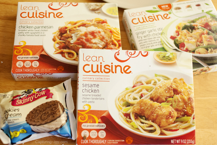 Nestle lean cuisine for Are lean cuisine meals healthy