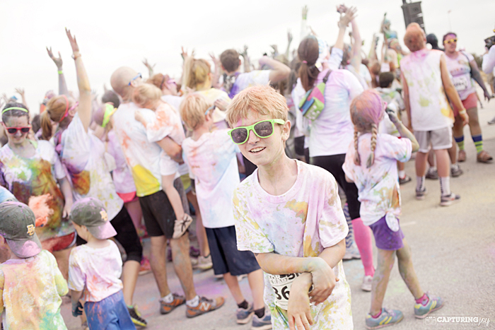 color me rad 5k