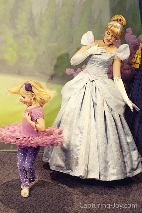 Cinderella at Walt Disney World