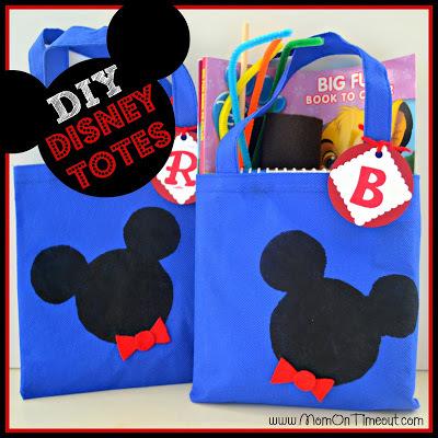 DIY-Disney-Totes