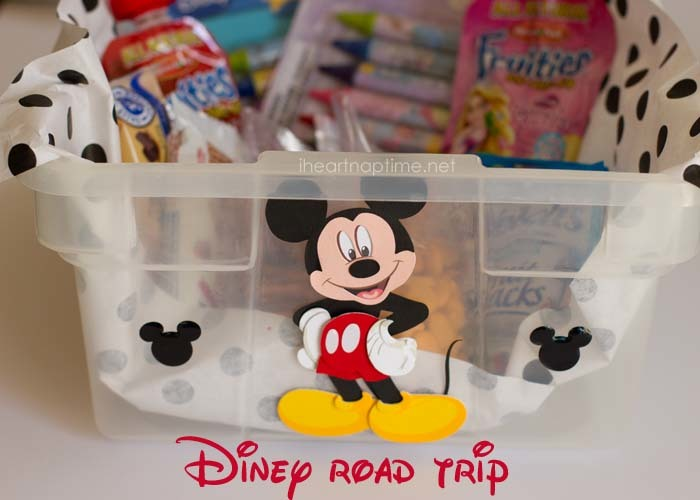 Disney Road Trip
