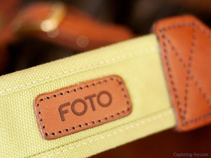 vintage strap