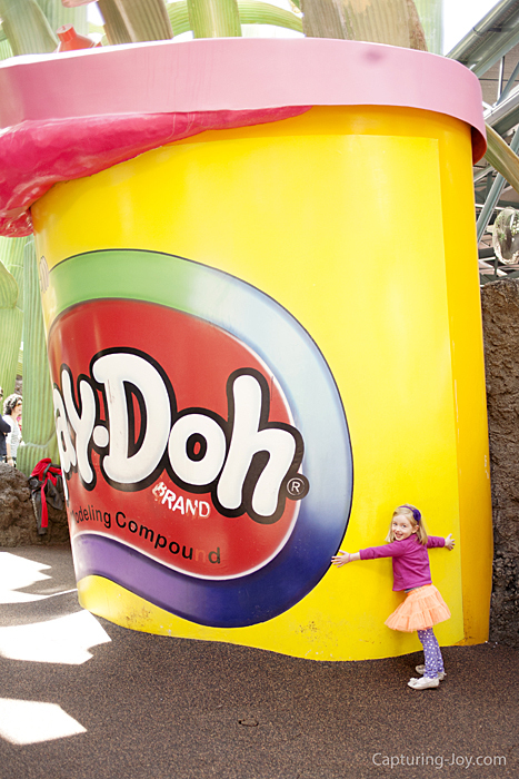 Giant Play Doh