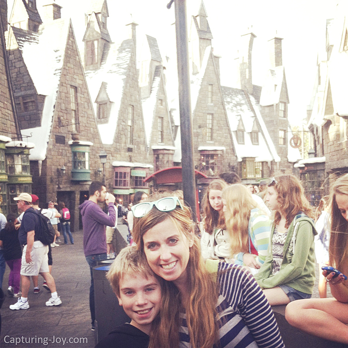 Harry Potter at Islands of Adventure Universal