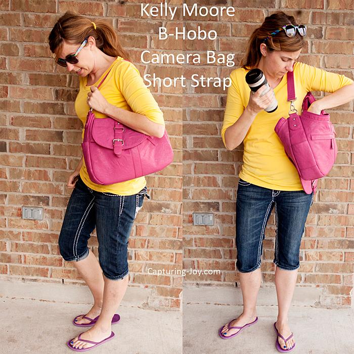 KellyMooreCameraBagShortStrap