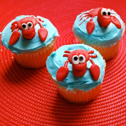 Little-Mermaid-sebastian-cupcake-recipe