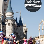 Magic Kingdom Top Ten Favorites