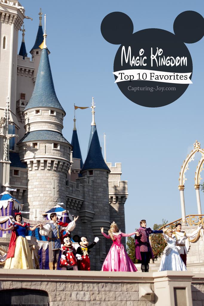 Walt Disney World Family Vacation Magic Kingdom