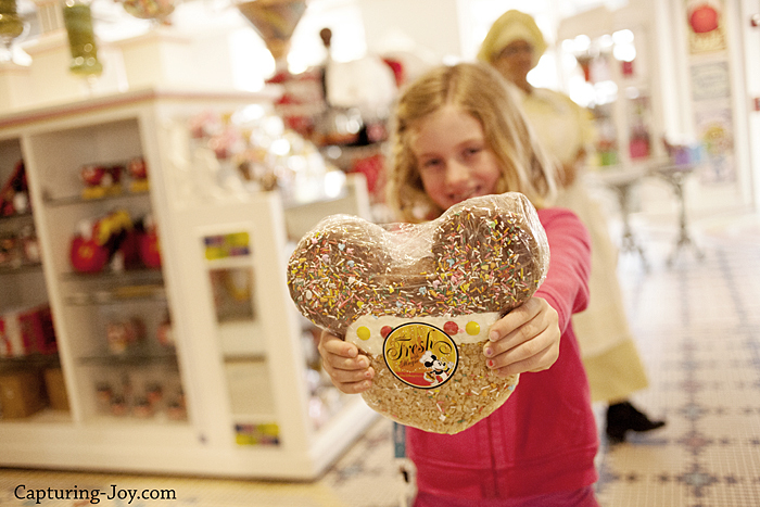 Minnie's Sweet Shop Treat