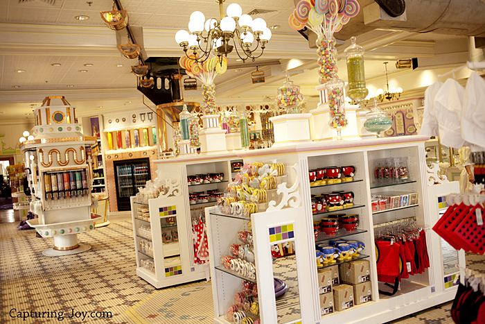 Minnie's Sweet Shop
