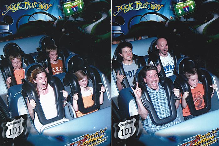 Rock n roller coaster