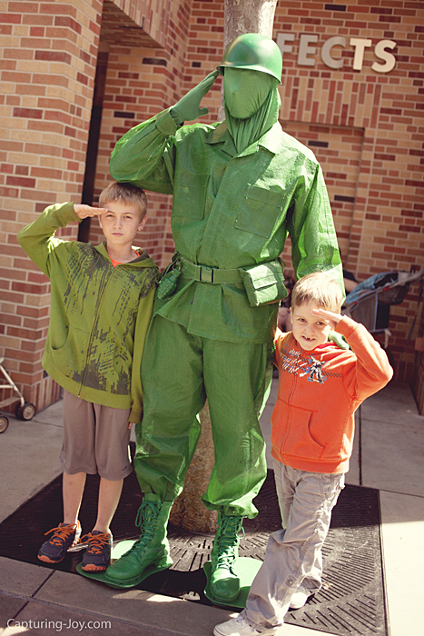 Toy Story Soldier