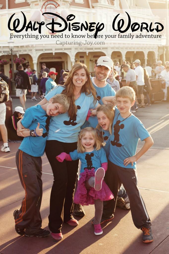 Walt Disney World Family Vacation