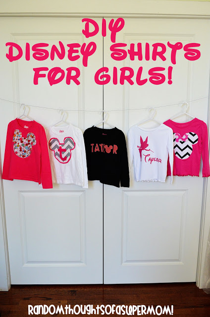 disney shirts for girls