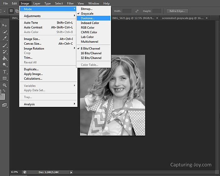 screenshot grayscale tone