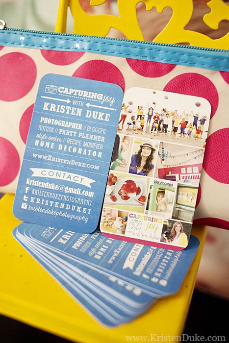 Kristen Duke Business Card