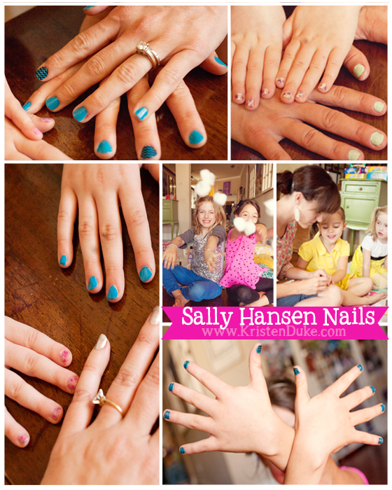 Sally Hansen Nail Art