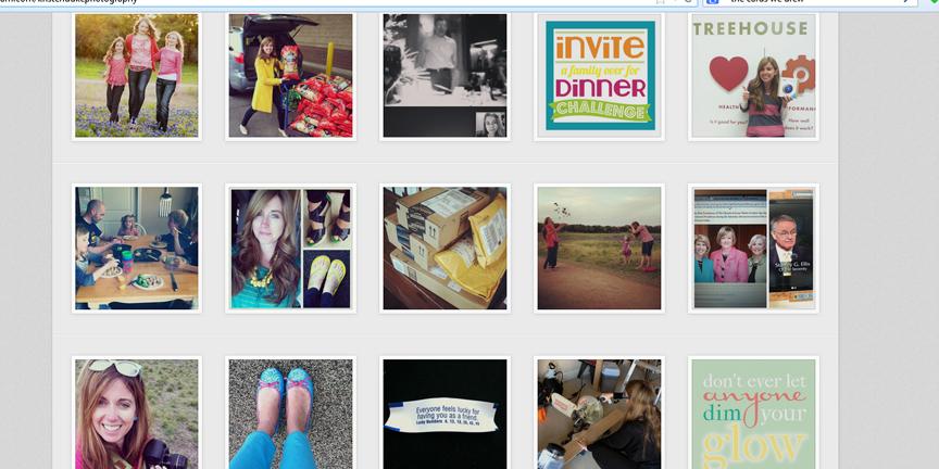 instagram thumbnails