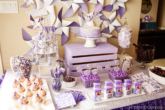 party tablescape