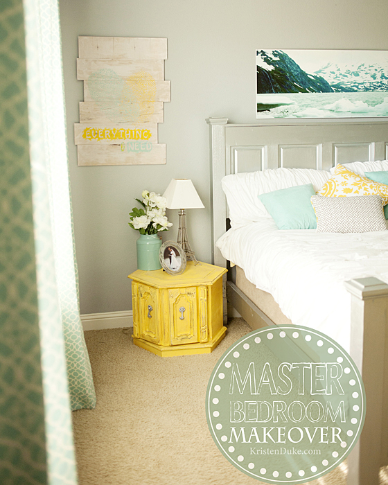 Master Bedroom Makeover bedroom makeover