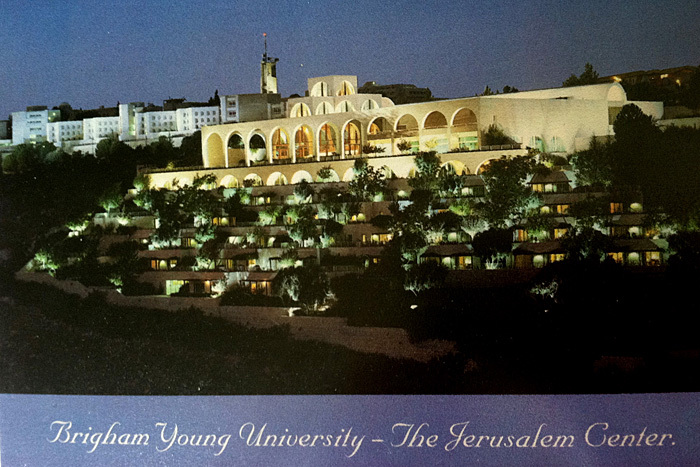 The Jerusalem Center