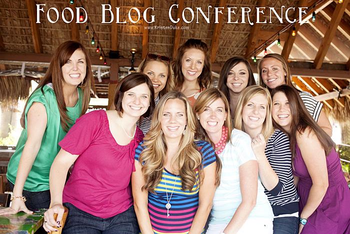 food blog conference
