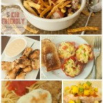 5 Kid Friendly Family Dinners