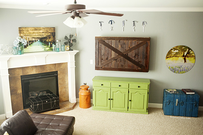 diy family room