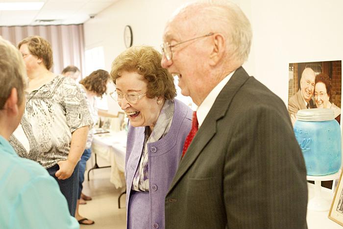 grandparents laughing