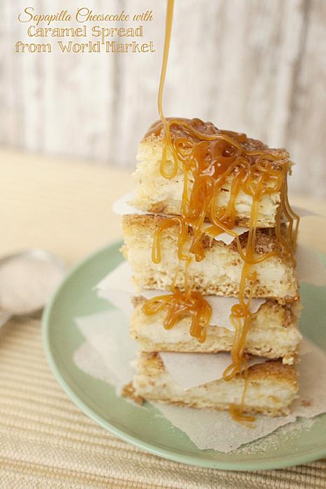 sopilla cheesecake