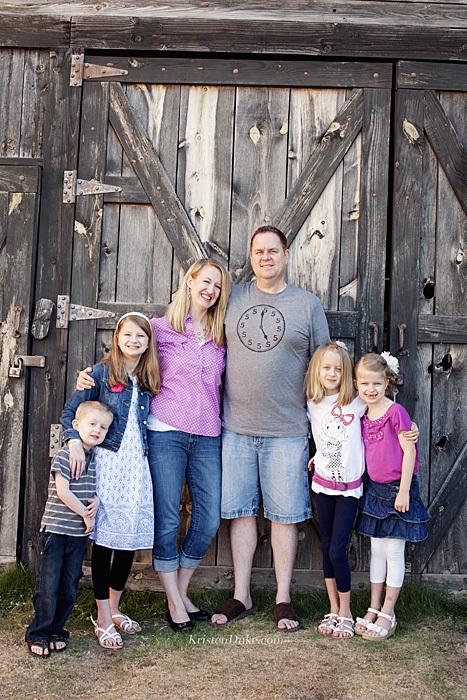 Dallas Family Pictures