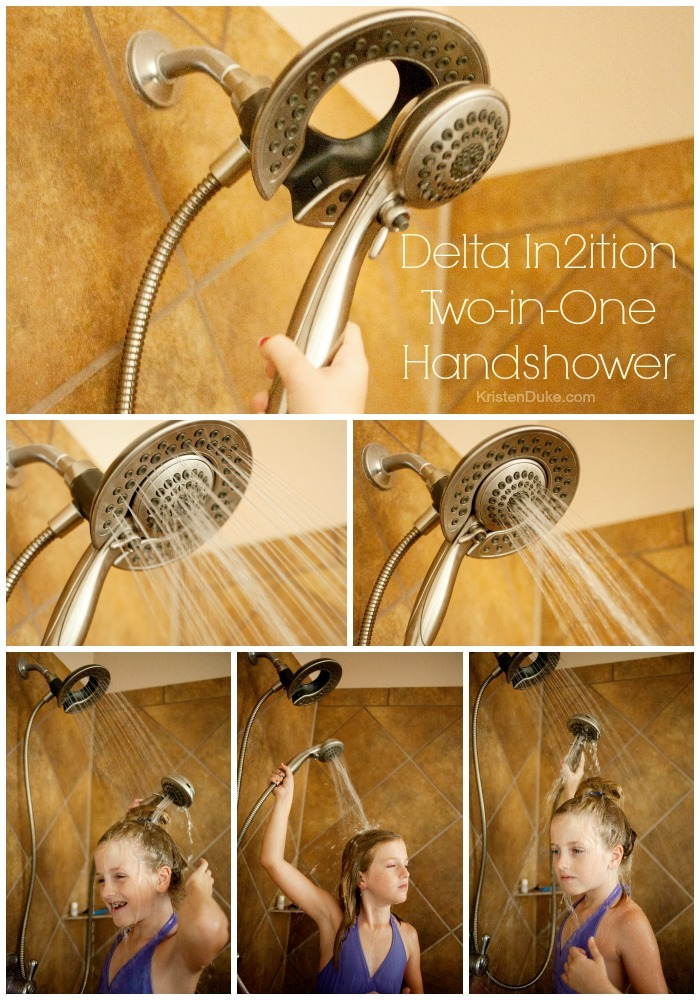 Delta In2ition Two-in-One Handshower and My Personal Hygiene