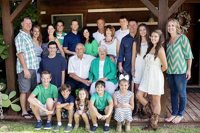 my family reunion