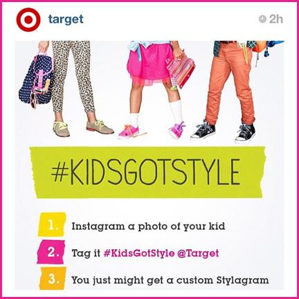 target kids got style