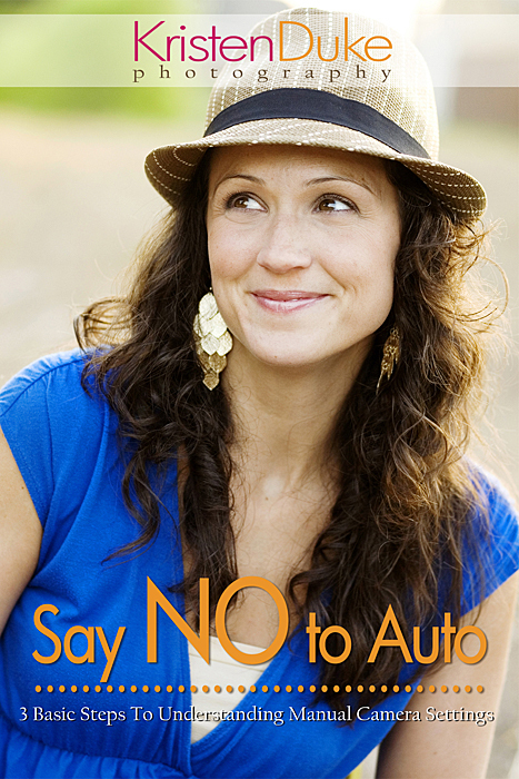 Say NO to Auto Beginner Photography Book