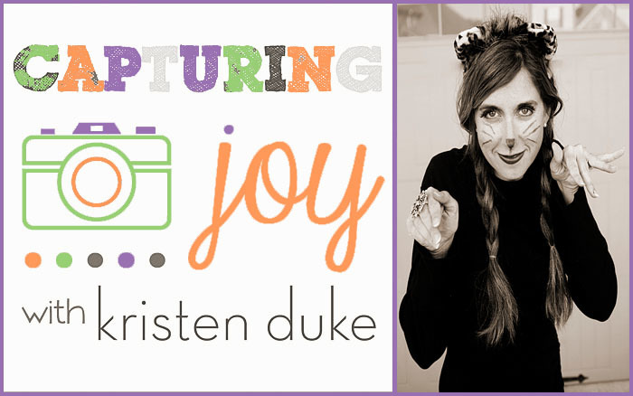Halloween Capturing Joy with Kristen Duke