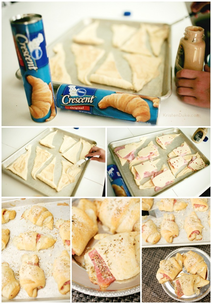 Pillsbury Crescent Rolls Recipe