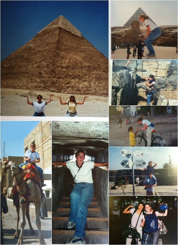 Touring Egypt and the Pyramids of Giza