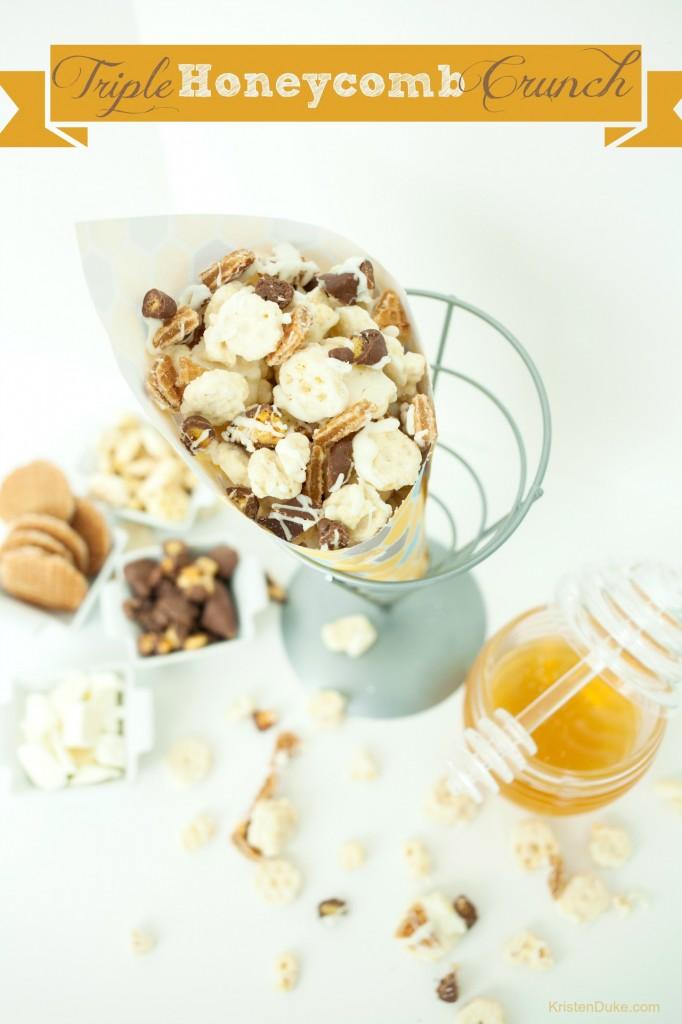 Triple Honeycomb Crunch
