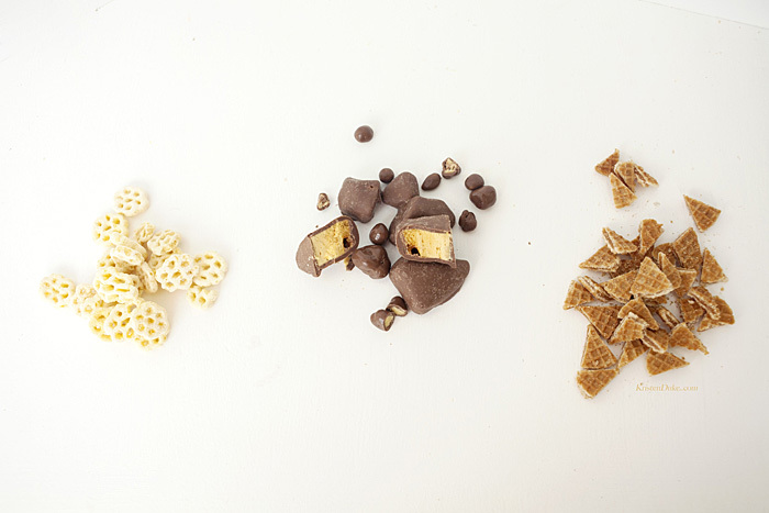 crunch pieces