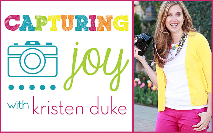 Capturing Joy with Kristen Duke