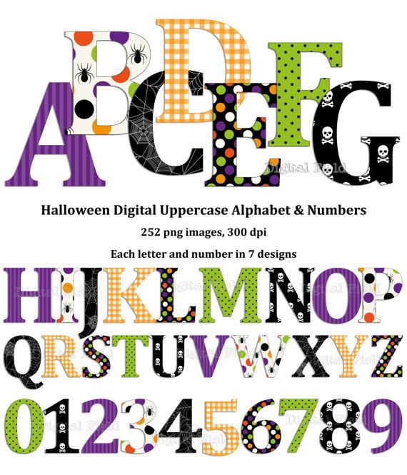 Digital Halloween Design