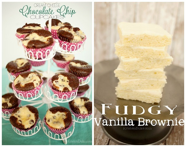 Cupcakes and Brownies