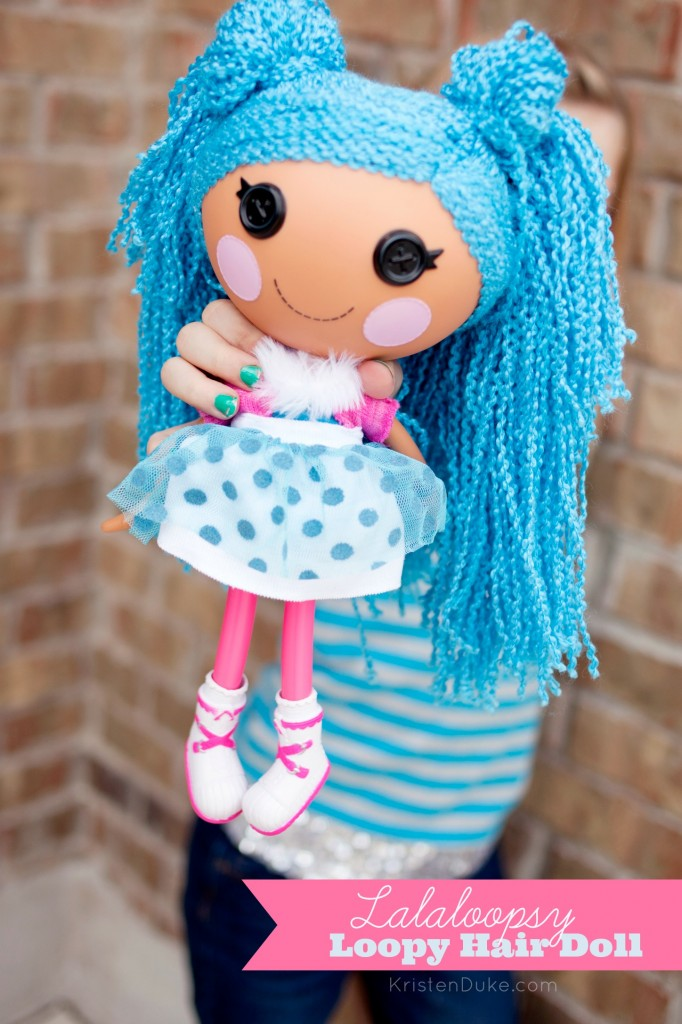 Lalaloopsy Loopy Hair Doll